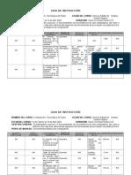 Formatos de Diseño e Imparticion(Para Participantes)