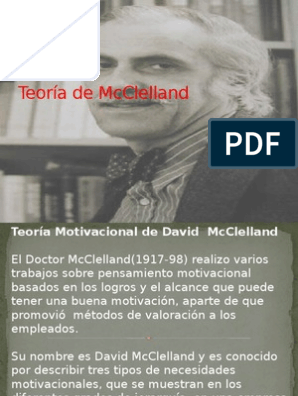 Teorias Motivacionales Motivación Autosuperación