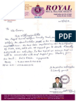 Royal Request Letter (1)