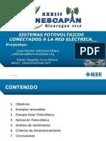 Sistema Fotovoltaico Conectado a La Red Electrica
