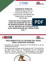 Presentacion PUNO