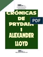 Cronicas de Prydain I