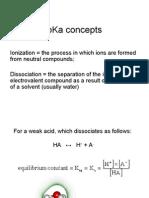 PKa Concepts