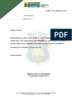 CI 989 2012 Fatura OI Cras Praeirinho