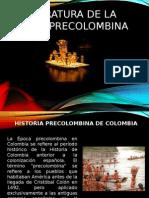 1. Literatura de La Epoca Precolombina