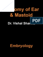 1. Anatomy of Ear & Mastoid