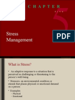 chapter 5 stress management