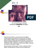 biografia_fred_s_keller.ppt