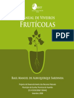 Manual Viveiros frutícolas