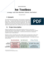 The Toolbox -- A Book Proposal (2010)