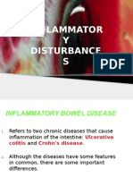 Inflammatory Disturbances