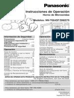 Manual Microondas philiphs