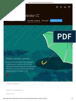 Únete y Recortar Trazados de Adobe Illustrator Tutoriales _ CC