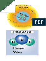 Atomo y Molecula