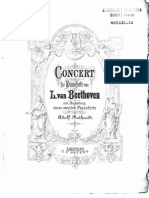 Beethoven Piano Concerto No1