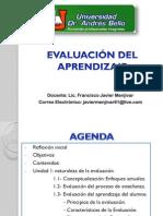 Clase 2.1 Seminario de Evaluacion Del Aprendizaje