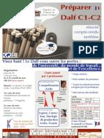 Préparer DALF C1-C2