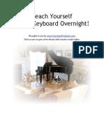 Teach Yourself Piano