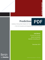 HR Trend Prediction 2014