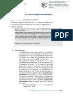 Polarización de La Luz y Fotoelasticidad Mediante Luz Polarizada