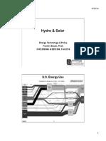 CHE Fall 2014 Hydro & Solar 2X Grey Scale
