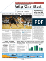 The Daily Tar Heel for Feb. 3, 2015