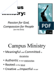 2015 Feb Ministry Prayer Reports