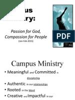 2015 Feb Ministry Prayer Reports
