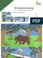 Preeti Lata's Illustrations for the #6FrameStoryChallenge