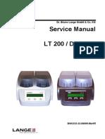 DRB200 Service Manual