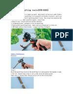 Grafting Tools(GYH 8203)