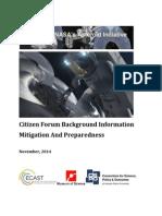 Asteroid Initiative Background Information Mitigation
