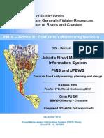 FMIS Annex B - Report - Hydrometeorological Monitoring Network Jakarta - 10022013