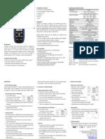 3-Lambda PON Manual