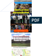 Employee Guidebook as of 2013-10-07