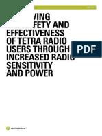 Tetra Radio Whitepaper