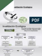 Invalidacion ecologica