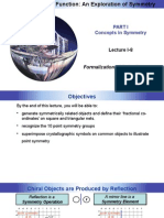 Ntusym-Part I to Part IV Materials-Part I-PDF & PPT Assets Part I-Asset 10 - Lecture I-8 - Formalisation of Point Symmetry