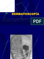 Dactiloscopía y Dermatoscopía