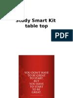 Study Smart Kit Formulas