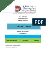 Tugasan 2 Statistik Asas Unit 5