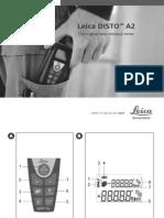 DistoA2 Manual
