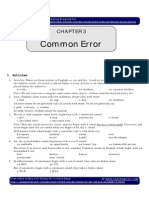 IGP CSAT Paper 2 English Language & Comprehension Skills Common Error