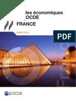 Etudes Economiques OCDE FRANCE 2013