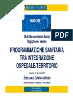 2015 Motore Sanità - Dott.ssa Maria Cristina Ghiotto