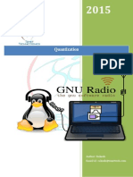 Quantization in GNU Radio
