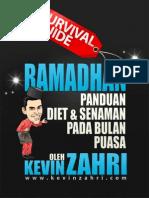 Diet Rama Shan Kevin Zah Ri