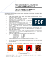 Soal Reagensia Semes I-2012g