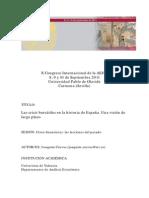Las Crisis Burstiles Historia Espana Una Vision a Largo Plazo