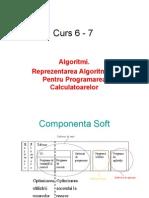 Curs 6 - 7 Algoritmi